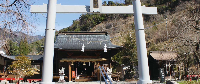 東俣・西俣阿蘇神社