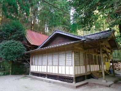 木上加茂神社