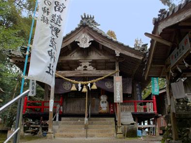 岡留熊野座神社