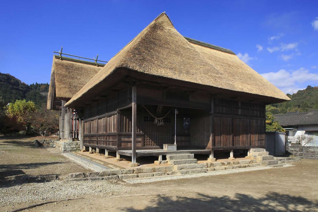 山田大王神社