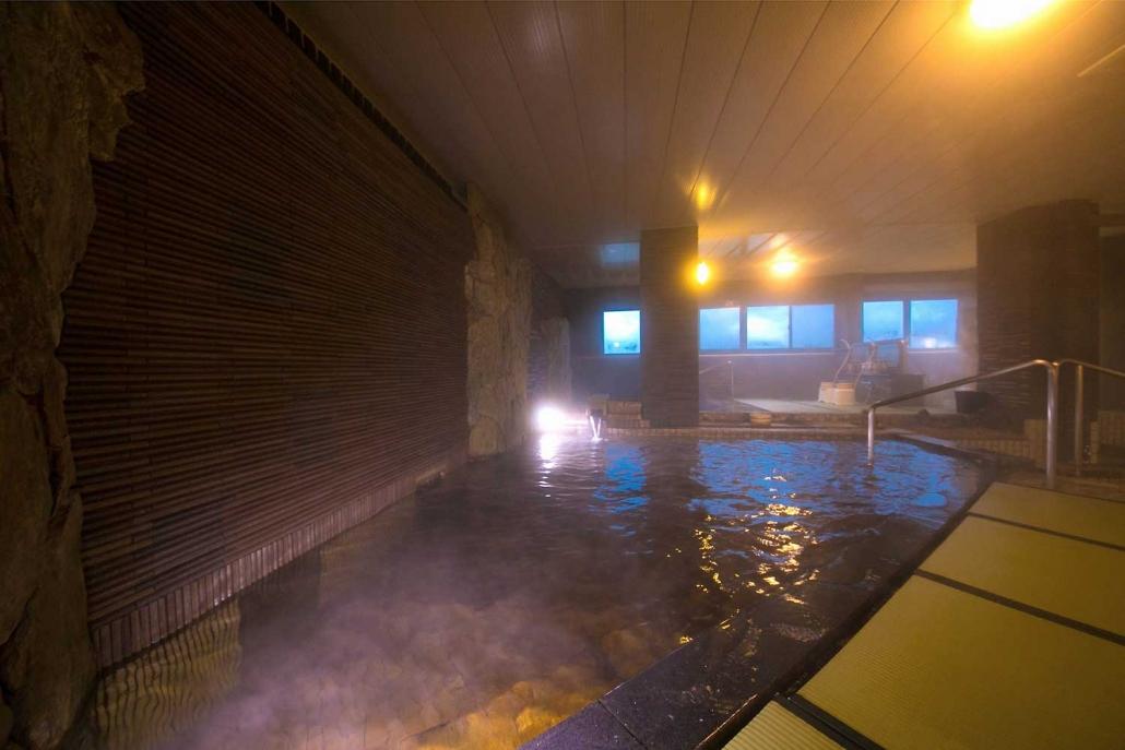 鍋屋本館 温泉
